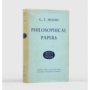 Philosophical Papers.