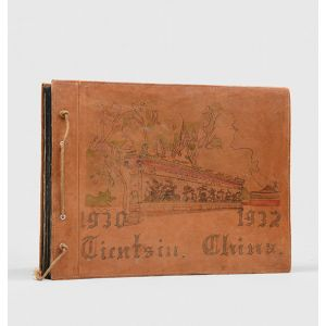 Photograph album of service in China with the US 15th Infantry Regiment, 1929-32.
