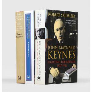 John Maynard Keynes. Hopes Betrayed 1883-1920; The Economist as Saviour 1920-1937; Fighting for Britain 1937-1946.