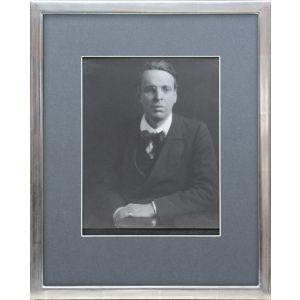 Portrait photograph.