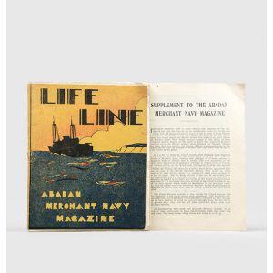 Life Line. Abadan Merchant Navy Magazine.