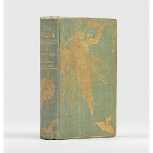 The Olive Fairy Book.