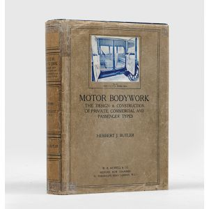 Motor Bodywork; the Design and Construction of Private, Commercial and Passenger Types.