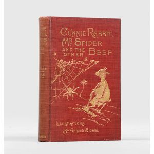 Cunnie Rabbit, Mr. Spider and the Other Beef: