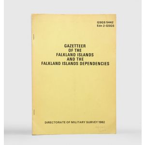 Gazetteer of the Falkland Islands and the Falkland Islands Dependencies.