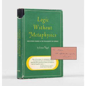 Logic Without Metaphysics.