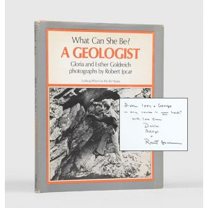 What Can She Be? A Geologist.
