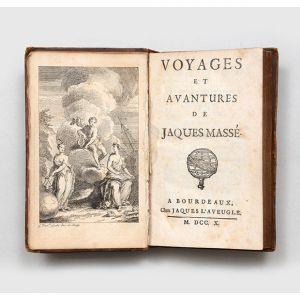 Voyages et avantures de Jaques Masse.