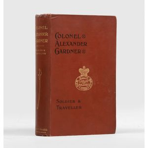 Soldier and Traveller. Memoirs of Alexander Gardner,
