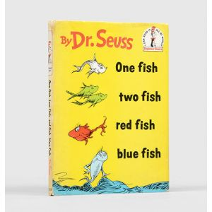 One Fish Two Fish Red Fish Blue Fish.