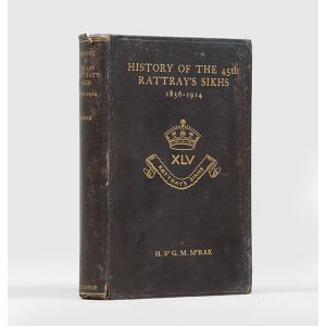 Regimental History of the 45th Rattray's Sikhs.
