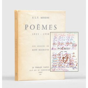 Poèmes 1923-1958.