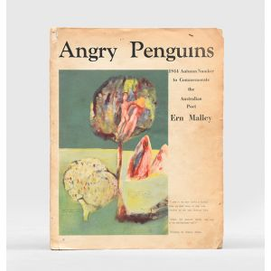 [The Darkening Ecliptic, in] Angry Penguins,