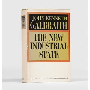 The New Industrial State.