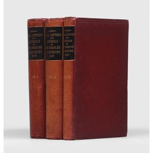 Life, Letters and Journals of Sir Charles J. F. Bunbury, Bart.