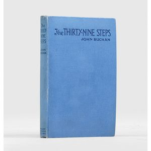 The Thirty-Nine Steps.