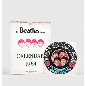 The Beatles Book. Calendar for 1964; [together with:] The Beatles Song Book.