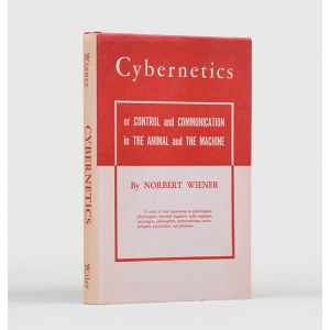 Cybernetics or Control and Communication in the Animal and the Machine.