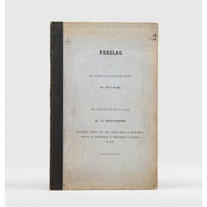 Verslag van den Ingenieur 1ste Klasse der Marine G. Turk en den Luitenant ter Zee 1ste Klasse L.C. Rovers betreffende hunne reis naar eenige Rijks- en particuliere werven en inrichtingen in Duitschland en Rusland in 1888.
