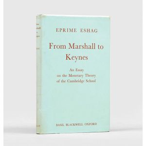 From Marshall to Keynes.