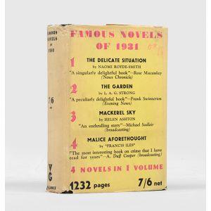 Famous Novels of 1931.