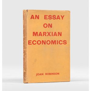 An Essay on Marxian Economics.
