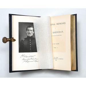 Personal Memoirs of P. H. Sheridan. General United States Army.