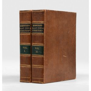 The India Directory, or, Directions for Sailing to and from the East Indies, China, Australia, and the Interjacent Ports of Africa and South America.