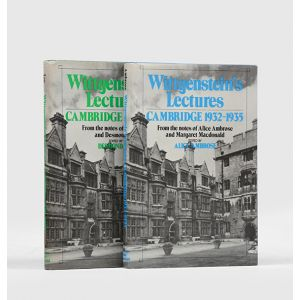 Lectures. Cambridge, 1930-1932. [Together with:] Lectures. Cambridge 1932-35.