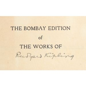 The Bombay Edition of the Works.