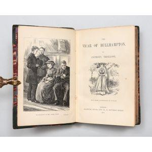 The Vicar of Bullhampton.