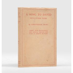 A Song to David, with other poems.