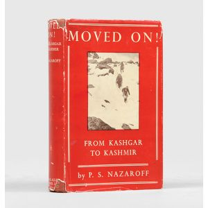 Moved On! From Kashgar to Kashmir.