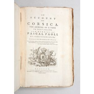 An Account of Corsica,