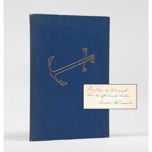 Log of the Cruise of President Franklin D. Roosevelt aboard the Schooner Yacht Sewanna to Maine, Nova Scotia, and New Brunswick, 14 July 1936 - 28 July 1936.