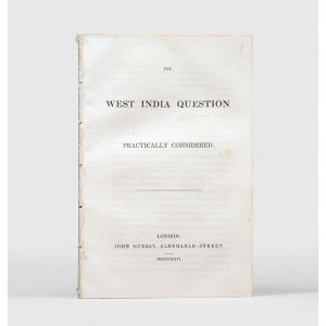 The West India Question Practically Considered.