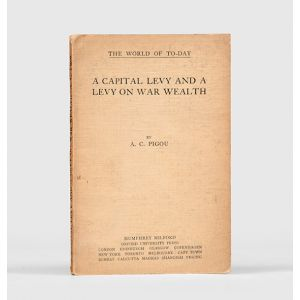 A Capital Levy and a Levy on War Wealth.
