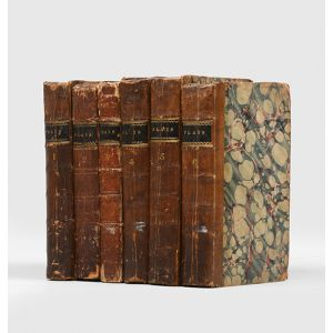 Collection of 18th-century printings of plays.