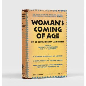 Woman's Coming of Age. A Symposium.