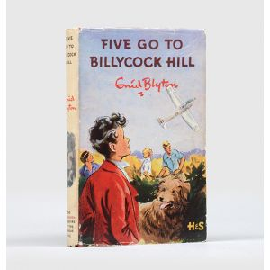 Five Go to Billycock Hill.