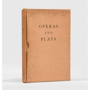 Operas and Plays.