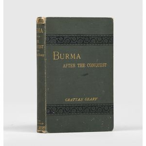 Burma, after the Conquest,