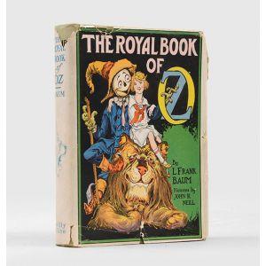 The Royal Book Of Oz.