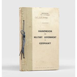 Handbook for Military Government in Germany.