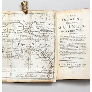 A new Account of some Parts of Guinea, and the Slave-Trade,