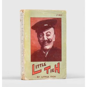 Little Tich: A Book of Travels (and Wanderings). By Little Tich.