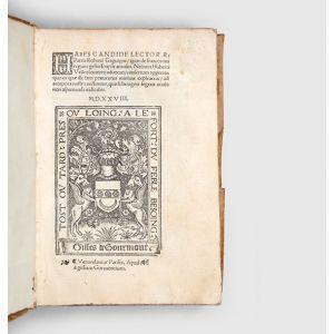 Habes candide lector. R. Patris Roberti Gaguini, quas de francorum regum gestis scripsit annales.