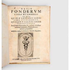 Ratio ponderum librae et simbellae:
