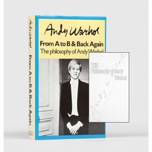 The Philosophy of Andy Warhol. (From A to B and Back Again.)