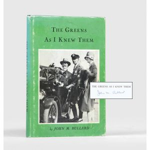 The Greens As I Knew Them.